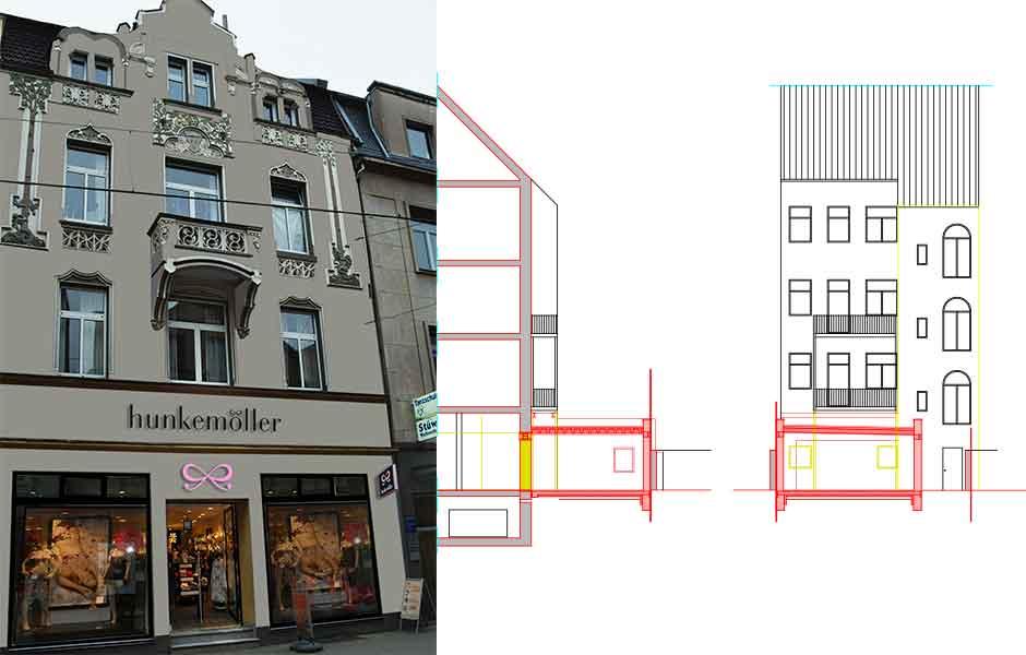 auswahl projekte kreitz architekten. Black Bedroom Furniture Sets. Home Design Ideas
